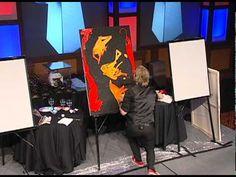 "Erik Wahl, The Art of Vision ""MUST SEE"""