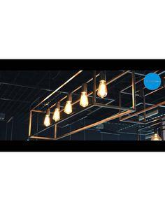Ontdek onze verlichting landelijke stijl! Deze landelijke hanglamp van 1,5m lang is beschikbaar in ruggine, zwart of oud koper! Bekijk ook ons filmpje op https://www.youtube.com/watch?v=F26kM3oAQ1c