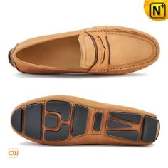 Mens Slip on Leather Penny Loafers Mens Moccasins Loafers, Mens Slip On Loafers, Mens Slip On Shoes, Suede Loafers, Penny Loafers, Loafer Shoes, Loafers Men, Fancy Shoes, Driving Shoes