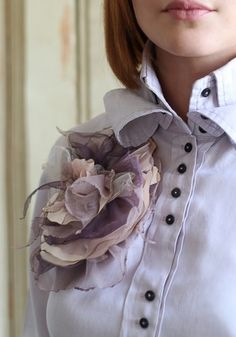 UNDERNEATH YOUR MAKE-UP  #fashion #photography #sewing #look #accessories #ribbon #bowtie #shirt