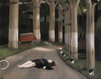 Het ongeval by Pyke Koch