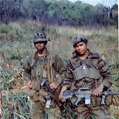 K Company, 75th Rangers LRRPs and their gear ~ Vietnam War