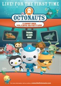 Octonauts LIVE! Competition to WIN a family ticket!