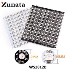 10~1000pcs 4-Pin WS2812B WS2812 LED Chip & Heatsink 5V 5050 RGB WS2811 IC Built-in  Price: 9.00 & FREE Shipping  #computers #shopping #electronics #home #garden #LED #mobiles #rc #security #toys #bargain #coolstuff |#headphones #bluetooth #gifts #xmas #happybirthday #fun