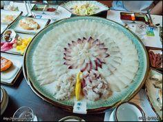 모듬 생선회, Korea