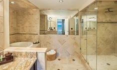 Frameless Showers | Binswanger Glass Frameless Shower Enclosures, Master Bath Remodel, Glass Shower Doors, Bathroom Layout, Bathtub, Showers, Bathrooms, Room Ideas