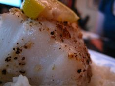 Simple Oven-Baked Sea Bass Delish..