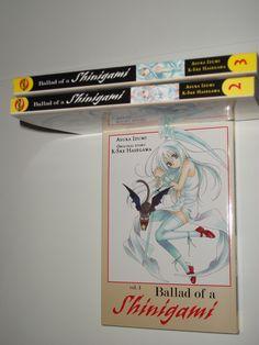 """""""Ballad of a Shinigami"""" 1-3."""
