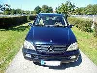 Mercedes-Benz M-Klasse Gebrauchtwagen finden oder gratis inserieren