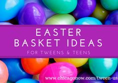 Fun, non-candy items for Easter baskets for tweens and teens - Easter Crafts Teen Fun, Easter Religious, Tween Gifts, Boyfriend Crafts, Daycare Crafts, Valentine's Day Diy, Valentines Diy, Easter Baskets, Easter Crafts
