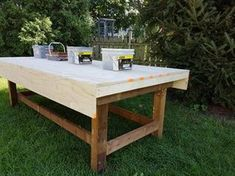 Diy Yard Games, Outdoor Spaces, Outdoor Decor, Ping Pong Table, Outdoor Furniture Sets, Indoor, Pictures, Home Decor, Houses