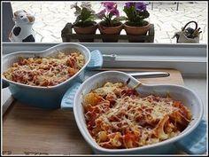 Chou-fleur sauce tomate au thon au thermomix