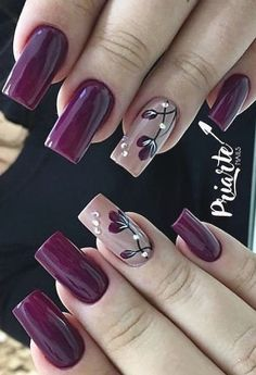 2019 44 Stylish Manicure Ideas for 2019 Manicure: How to Do It Yourself at Home! - Page 15 of 44 44 Stylish Manicure Ideas for 2019 Manicure: How to Do It Yourself at Home! Part manicure ideas; manicure ideas for short nails; Gel Manicure Designs, Manicure Colors, Nail Colors, Nail Art Designs, Manicure Ideas, Diy Manicure, Nails Design, Manicures, Cute Nails