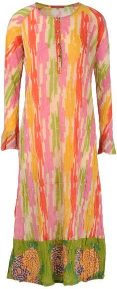 Lisa Corti Pink Long Dresses