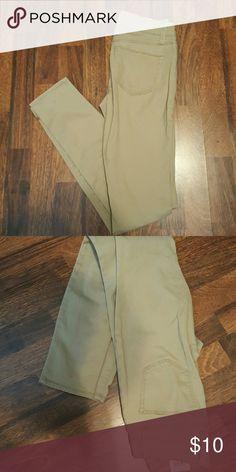 Khaki pants Brand new Pants Skinny
