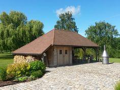 Prime Oak Buildings | Eiken bijgebouwen | Overdekte terrassen 1
