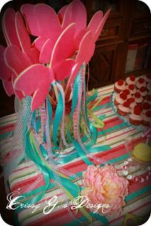 Fancy Nancy Birthday Party Ideas.  This party is so cute!