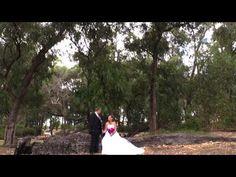 Wedding Photoshoot. Naomi and Tim - YouTube