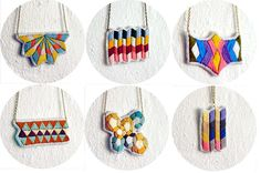 Embroidered Jewelry By Marañón