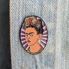 #Repost @brk_house Frida is one popular lady. These pins are selling out fast…