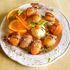 Desert @ #Haxnbauer Wood Charcoal, Charcoal Grill, Frankfurt, City Restaurants, Deserts, Pork, Charcoal Bbq Grill, Kale Stir Fry, Postres