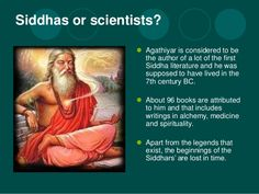 Shocking scientific inventions by ancient saints! of india