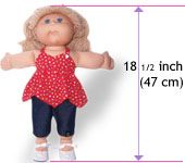 Great site for All Doll clothes patterns!!!!!