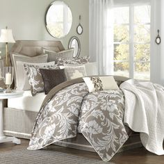 Hampton Hill Bellville Comforter Set & Reviews | Wayfair