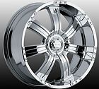 """20"""" INCUBUS 501 POLTERGEIST 6X5.5 ESCALADE TAHOE CHROME WHEELS RIMS FREE LUGS! - http://awesomeauctions.net/wheels-rims/20-incubus-501-poltergeist-6x5-5-escalade-tahoe-chrome-wheels-rims-free-lugs/"""
