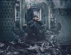 This episode was wack. I've never been more confused by a Sherlock episode than The Final Problem.