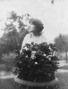 Teresa de la Parra, novelista venezolana (1895-1936). Foto: (Archivo / El Nacional)