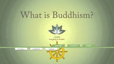 What is Buddhism - Buddhism classes. #buddhism