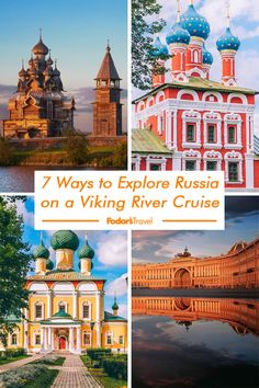 Ways to Explore Russia on a Viking River Cruise Reach for the tsars!Reach for the tsars! Best Cruise, Disney Cruise, Viking River, Cruises, Norway, Vikings, Taj Mahal, Travel Tips, Russia