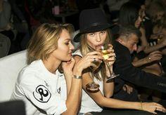 Candice Swanepoel and Behati Prinsloo off duty #candiceswanepoel #behatiprinsloo