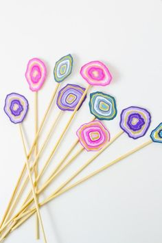 GEODE DRINK STIRRERS