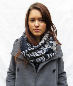 Infinity+scarf+warm+and+cozy+scarf+very+soft+by+Shaniaboutique,+$20.00