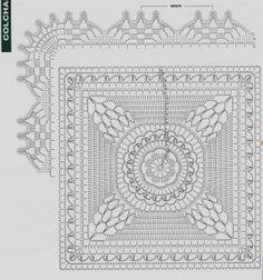 Crochet: blanket