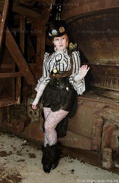 MADmoiselle Meli the Hatmaker by MADmoiselleMeli.deviantart.com on @deviantART
