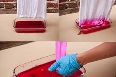 Dip Dye DIY.   Talk about alliterating! ^_^