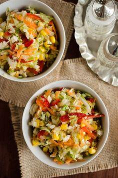 Slow Food, Guacamole, Healthy Recipes, Healthy Food, Salads, Ethnic Recipes, Fitness, Blog, Health Recipes