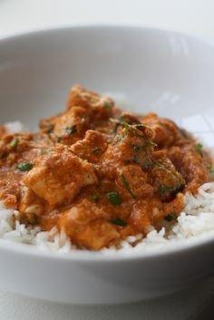 No Gluten, No Problem: Friday Foto: Chicken Tikka Masala 2.0