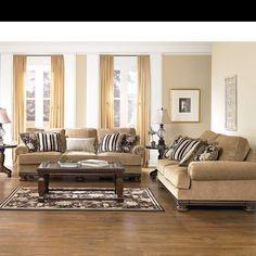New living room furniture!