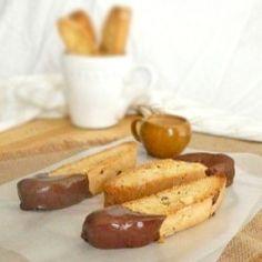 Vanilla Bean and Almond Biscotti
