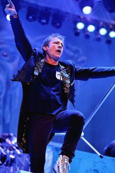 Iron Maiden: Bruce Dickinson