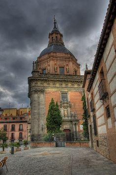 Iglesia de San Andrés, capilla de San Isidro | Madrid
