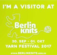 Wie ihr alle ja schon auf Instagram und bei Frau Feierabendfrickeleien und Soluna mitbekommen habt, waren wir bei Berlin Knits. Wir, das bedeutet unser Reisegrüppchen aus de…