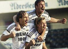 Rosenborg BK 2014 adidas Home, Away and Third Kits