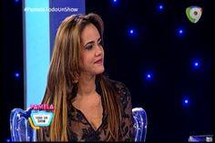 """Pamela Sued Entrevista a Mabel Henríquez en Su programa """"Pamela Todo un Show"""""""