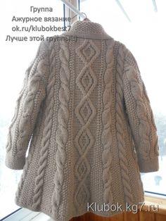 Baby Knits Coat Knitting And Crocheting - Knitting Baby Sweater Patterns, Coat Patterns, Dress Sewing Patterns, Clothing Patterns, Skirt Patterns, Blouse Patterns, Knitted Coat Pattern, Aran Knitting Patterns, Knitting Blogs