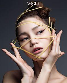 Han Eu Ddeum by Cha Hye Gyeong for Vogue Korea May 2016